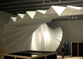 RB Sails can produce interior kite structures