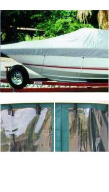 RB Sails can make a top quality cover for any boat