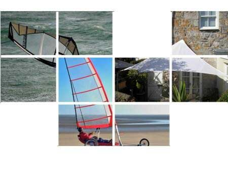 RB Sails make the highest quality sails for any craft