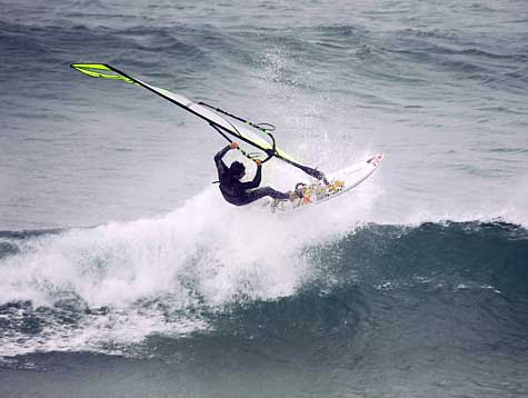 Click here to see great windsurfing pictures from Ross Windsurf