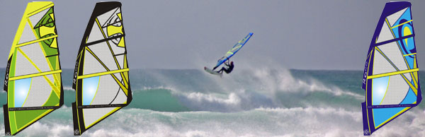 Please use the menu to explore the Ross Windsurf website
