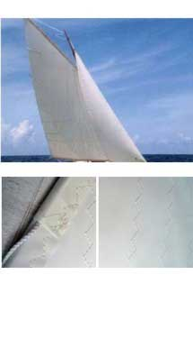 RB Sails use the finest materials and construction techniques to produce long lasting sails