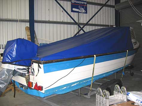 RB Sails make covers and hoods for boats, buggies, carts, scooters, machinery, pickups and more