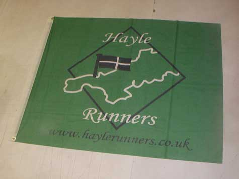 RB Sails can design and produce flags in any material