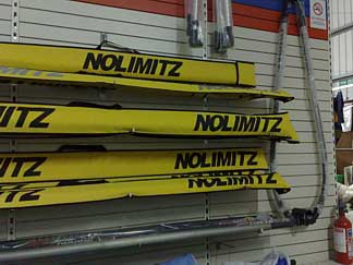 Nolimitz-the toughest skinny wave mast